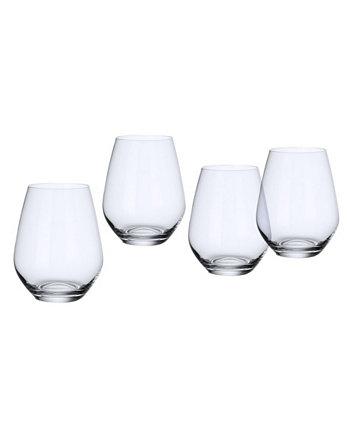 Бокал для стакана без ножки Ovid, набор из 4 шт. Villeroy & Boch