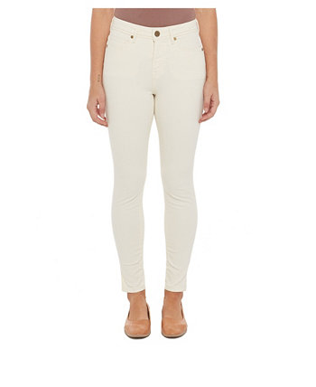 Женские джинсы скинни со средней посадкой Lola Jeans