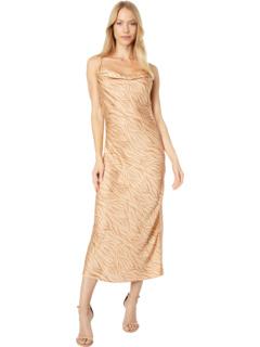 Run Wild Cowl Dress LOST + WANDER