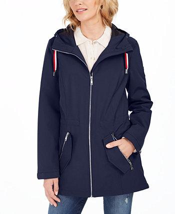 Водонепроницаемая куртка-анорак с капюшоном Tommy Hilfiger