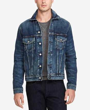 Мужская джинсовая куртка Ralph Lauren