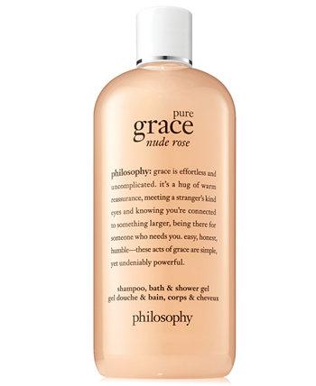 Pure Grace Nude Rose Гель для душа, 16 унций Philosophy
