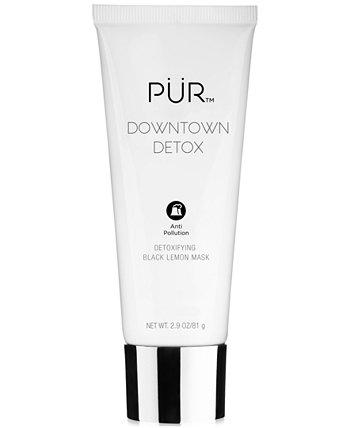 Detox Detoxifying Black Lemon Mask Маска с экстрактом черного лимона PUR