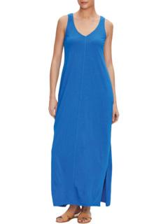 Макси-платье с V-образным вырезом Trina Cotton Michael Stars