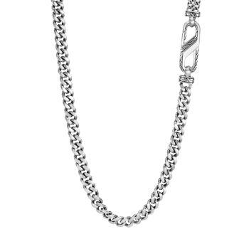 Цепочка Классическое Серебряное Ожерелье JOHN HARDY