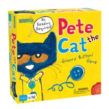 Briarpatch Pete the Cat Groovy Buttons Game Briarpatch