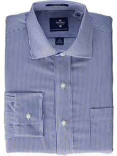 Рубашка с пуговицами с длинным рукавом и магнитом MagnaClick