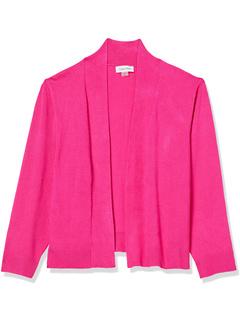 Трикотажные плечи большого размера с рукавами ¾ Calvin Klein