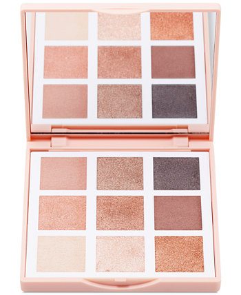 Палетка теней для век Bloom Eyeshadow Palette 3INA