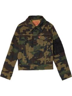 Джинсовая куртка дальнобойщика (для маленьких детей) Levi's®