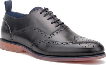 Topher Wingtip Leather Oxford Vintage Foundry