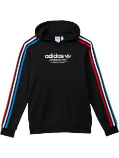 Толстовка с капюшоном (для маленьких / больших детей) Adidas Originals Kids
