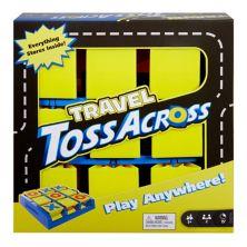 Mattel Travel Toss через игру в крестики-нолики Mattel