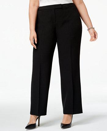 Модные брюки плюс размер Kasper