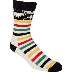 Парковые носки Pendleton из мериносовой жаккарда Pendleton