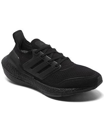 Женские беговые кроссовки UltraBOOST 21 Primeblue от Finish Line Adidas