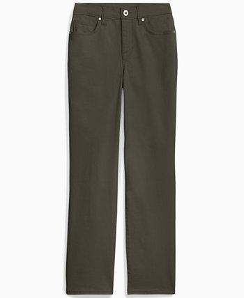 Прямые джинсы Natural, созданные для Macy's Style & Co
