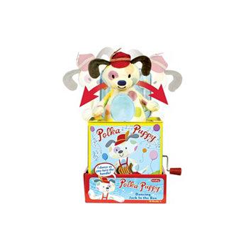 Польский щенок Джек в коробке Schylling