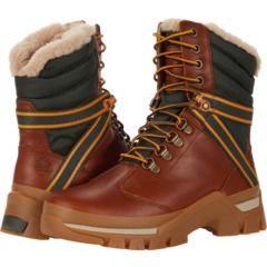 Водонепроницаемые утепленные кожаные и тканевые ботинки Jenness Falls Timberland
