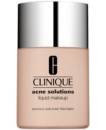 Acne Solutions Жидкая косметическая основа, 1 унция Clinique