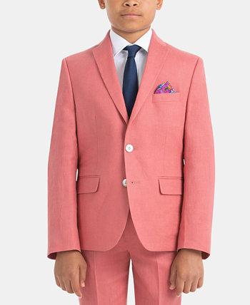 Льняное спортивное пальто Big Boys Ralph Lauren