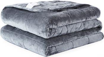 Однокомпонентное одеяло с двумя весами, 20 фунтов - серый Réjuve