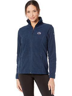 Пенн Стейт Ниттани Лайонс CLG Give and Go ™ II Флисовая куртка на молнии Columbia College