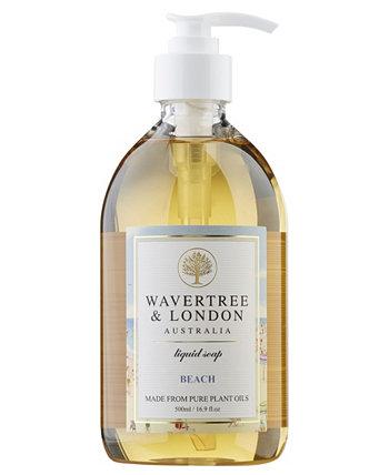 Жидкое мыло Beach, 16,9 жидких унций Wavertree & London
