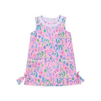 Маленькая девочка & amp; Классическое платье прямого кроя для девочек Lilly Pulitzer