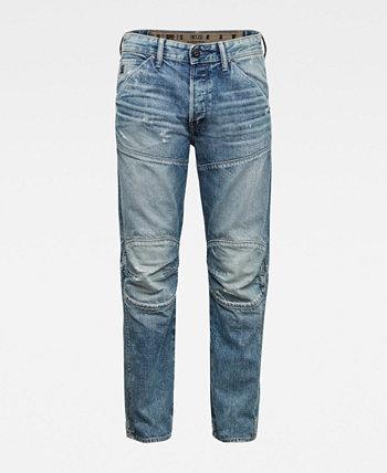 Мужские свободные зауженные джинсы 5620 3D Original G-Star