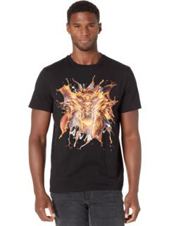 Jersey T-Shirt Just Cavalli