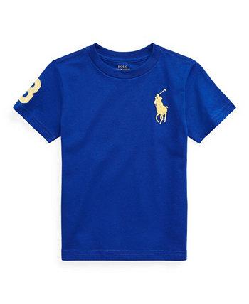 Футболка Little Boys Big Pony Ralph Lauren