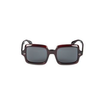 Квадратные солнцезащитные очки 50 мм Oliver Peoples