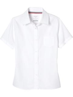 Рубашка с короткими рукавами и карманами (для маленьких / больших детей) French Toast