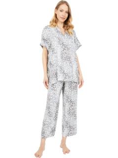 Misty Leopard - пижамный комплект Challis N by Natori