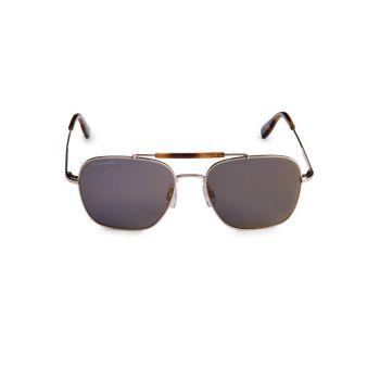 55MM Aviator Sunglasses DSQUARED2