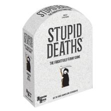 Stupid Deaths Game by University Games University Games