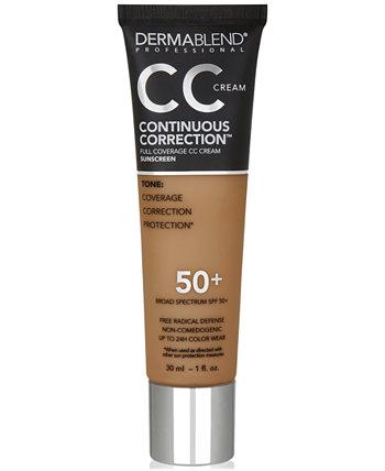 Continuous Correction CC Cream SPF 50+ Dermablend