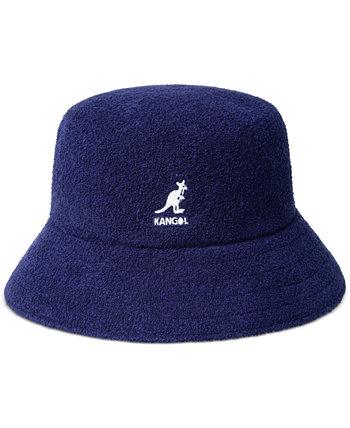 Мужская шляпа-бермуды Terry Bouclé Bucket Kangol