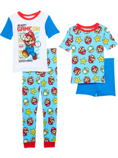 Комплект из хлопка 2 Mario Brothers (для маленьких и больших детей) Favorite Characters