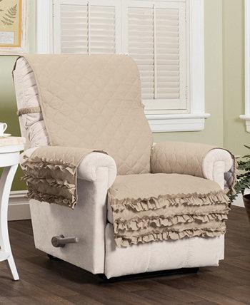 Чехол для кресла с рюшами Claremont P/Kaufmann Home