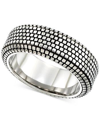 Кольцо с ионным покрытием из нержавеющей стали LEGACY