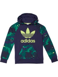 All Over Print Pack Camo Print Hoodie (Little Kids/Big Kids) Adidas Originals Kids