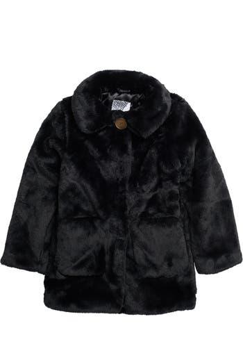 Пальто из искусственного меха Kensie Girl