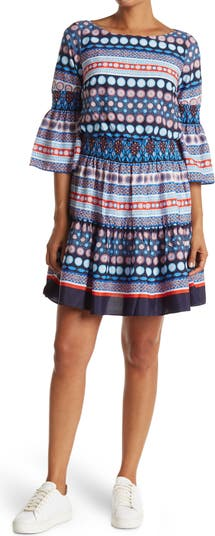 Fit & Flare Dress Eliza J