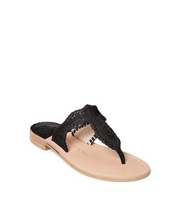 Женские сандалии Jackie на плоской подошве Jack Rogers