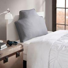 Intelligent Design Cotton Canvas Oversized Headboard Throw Pillow Intelligent Design
