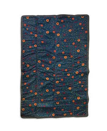 Полночный мак 5x7 наружное одеяло Little Unicorn