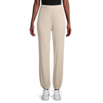 Ребристые брюки-джоггеры Be Easy BB Dakota