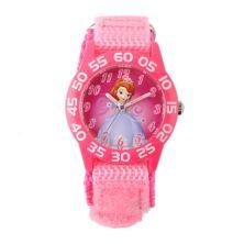 Розовые часы для учителей Disney Sofia the First Kids Licensed Character